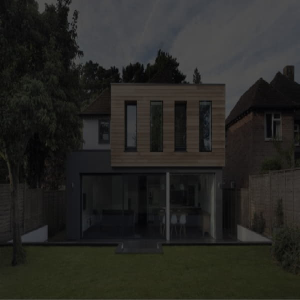 Two Storey Or Multi-Storey House Extensions